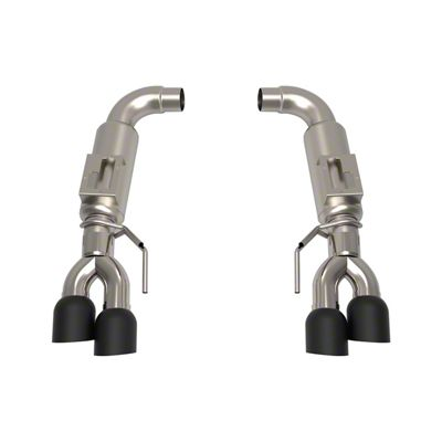 Kooks Axle-Back Exhaust w/ Black Tips (18-19 GT)