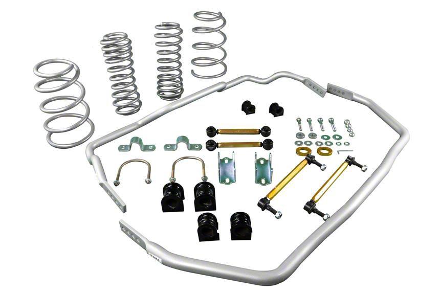 Whiteline Grip Series Stage 1 Handling Kit (05-14 All)