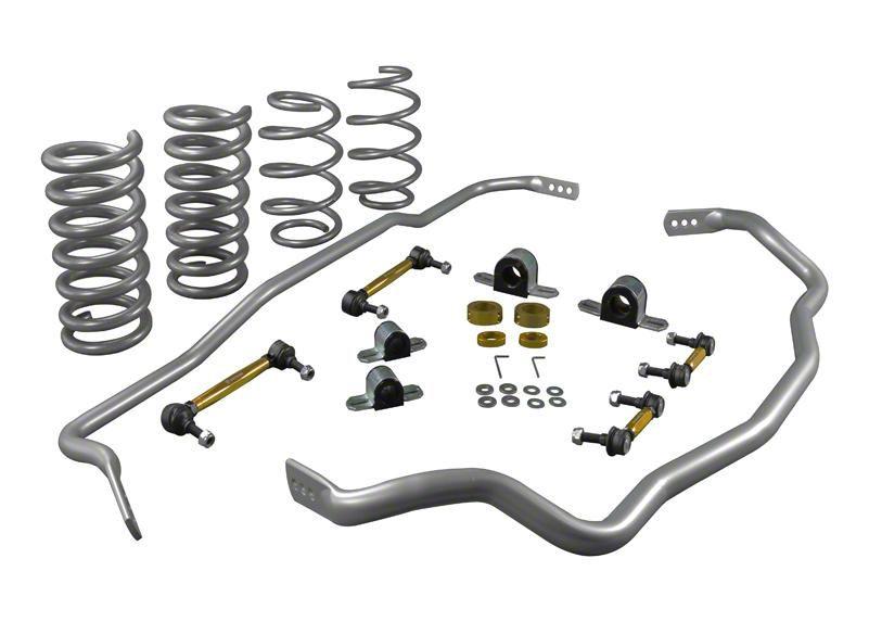 Whiteline Grip Series Stage 1 Handling Kit (15-19 EcoBoost, V6)