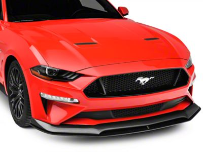 Anderson Composites Type-AR Front Chin Splitter - Carbon Fiber (18-19 GT, EcoBoost)