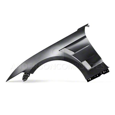 Anderson Composites Type-AT Front Fenders - Unpainted (15-17 GT, EcoBoost, V6)