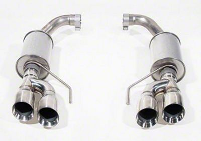 Roush Axle-Back Exhaust (18-19 GT w/o Active Exhaust)
