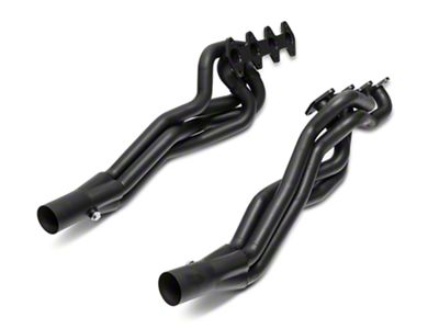 SR Performance 1-3/4 in. Black Long Tube Headers (05-10 GT)