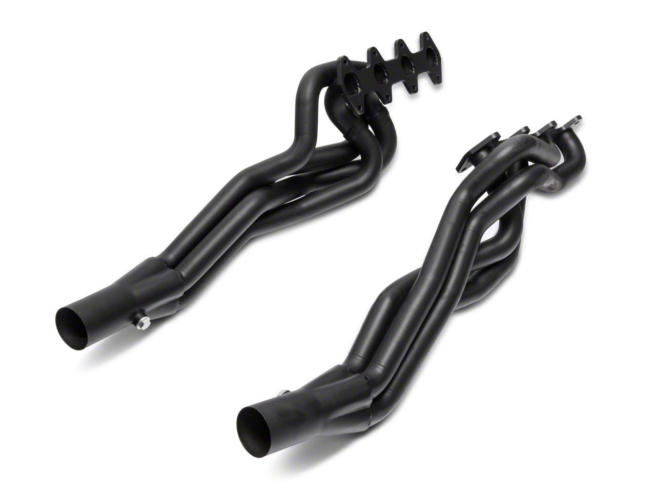 SR Performance 1-3/4 in. Black Long Tube Headers (05-10 GT)