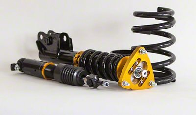 ISC Street Comfort Coilover Kit (15-19 w/o MagneRide)