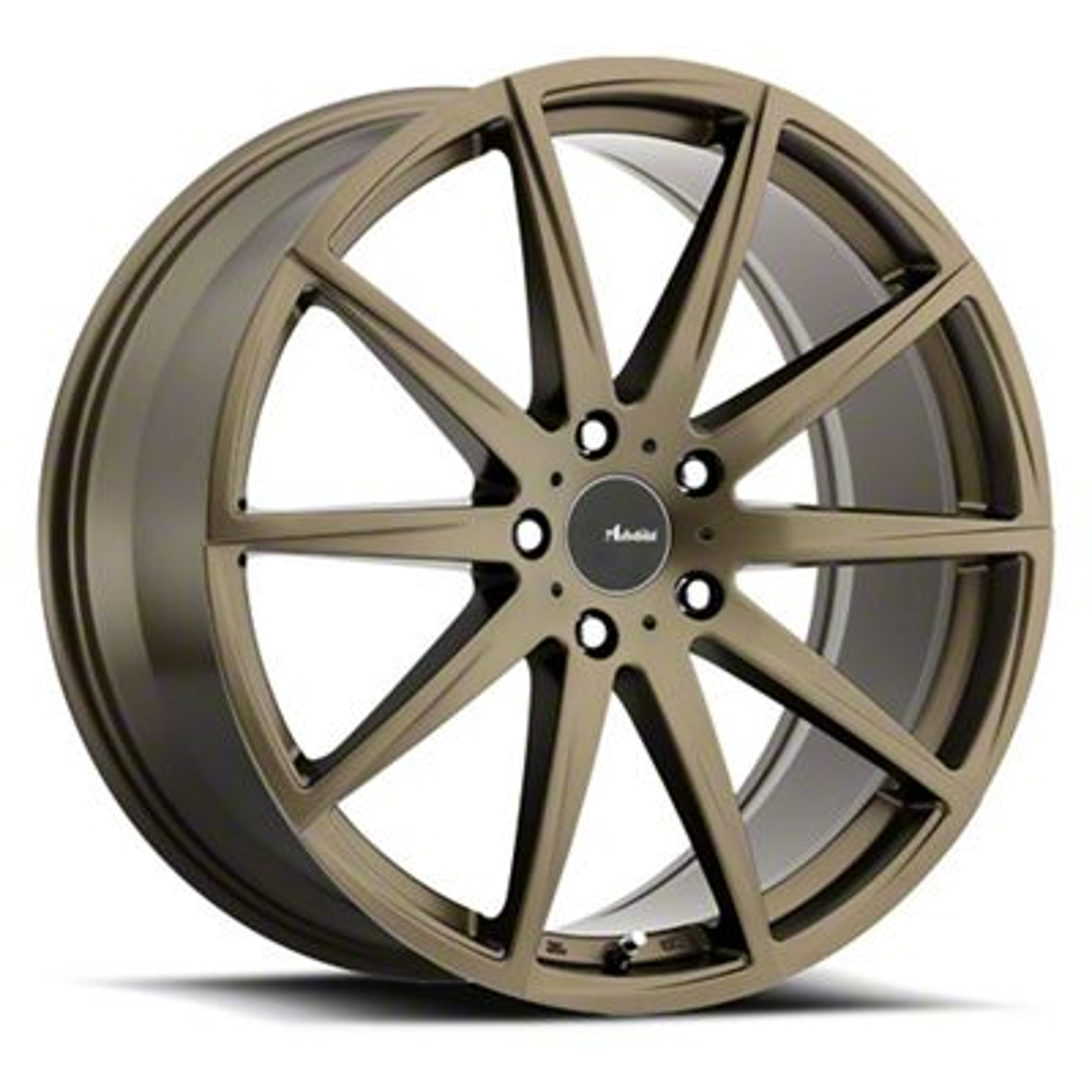 Advanti Dieci Bronze Wheel - 20x10 (15-19 GT, EcoBoost, V6)