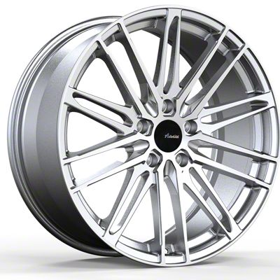 Advanti Diviso Silver w/ Machined Face Wheel - 19x8.5 (05-14 Standard GT, V6)