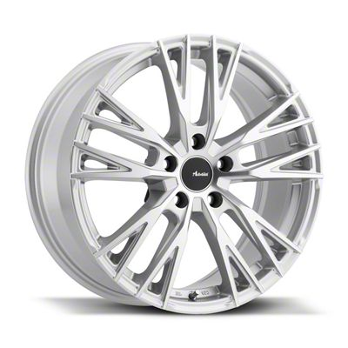 Advanti Forchette Silver w/ Machined Face Wheel - 20x8.5 (05-14 Standard GT, V6)