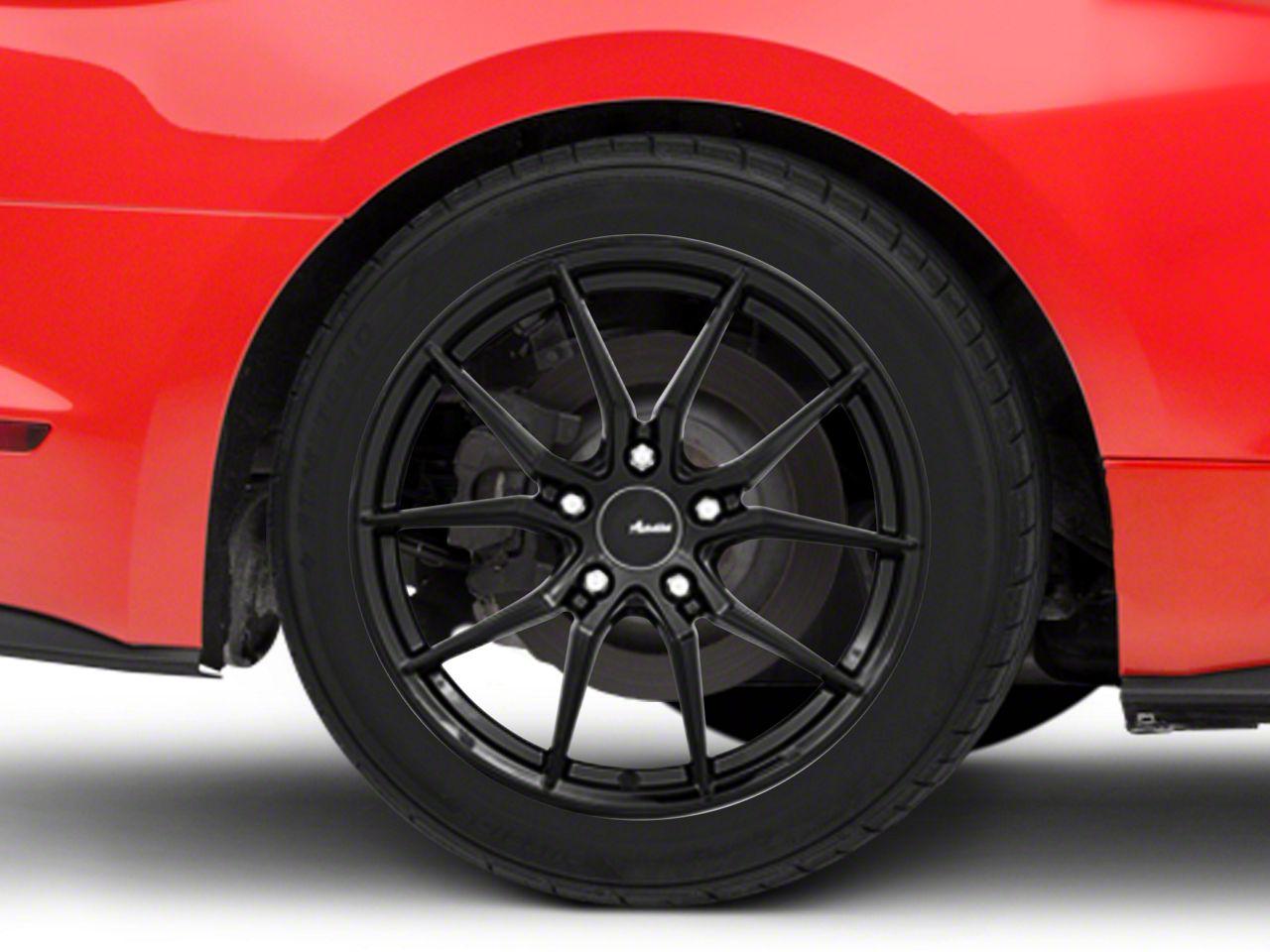 Advanti Hybris Gloss Black Wheel - 19x9.5 (15-19 GT, EcoBoost, V6)