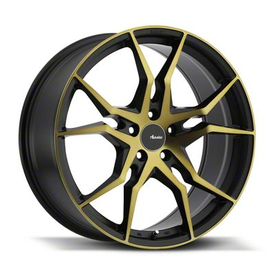 Advanti Hydra Black Machined w/ Bronze Tint Wheel - 20x10 (05-14 All)