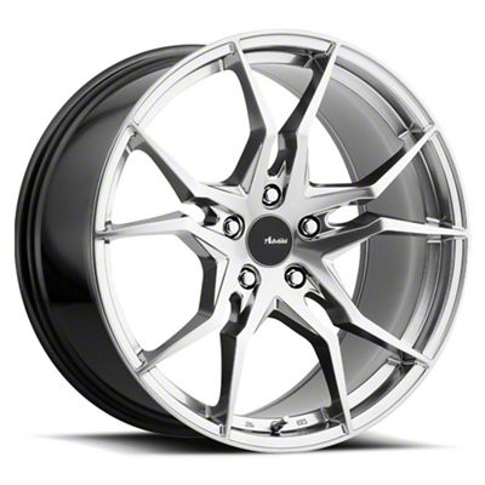 Advanti Hydra Titanium Wheel - 20x9 (15-19 GT, EcoBoost, V6)