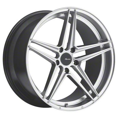 Advanti Rein Hyper Silver Wheel - 20x9.5 (05-14 All)