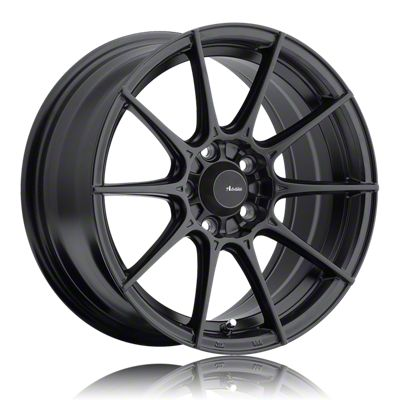 Advanti Storm S1 Matte Black Wheel - 17x9 (05-14 Standard GT, V6)