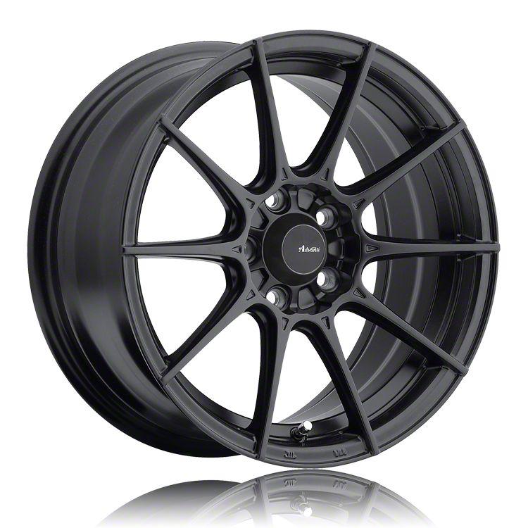 Advanti Storm S1 Matte Black Wheel - 17x9 (15-19 EcoBoost, V6)