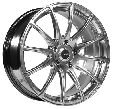 Advanti Svelto Titanium Wheel - 19x8.5 (05-14 All)