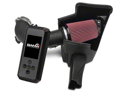 JLT Performance Cold Air Intake & Bama Rev-X Tuner (15-17 GT)