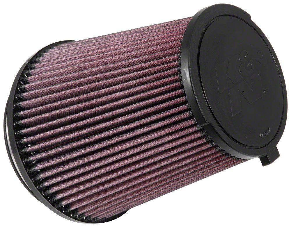 K&N Drop-In Replacement Air Filter (15-19 GT350)
