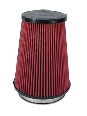 Airaid Direct Fit Replacement Air Filter - Red SynthaMax Dry Filter (10-14 GT500)