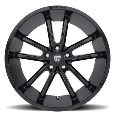 Shelby CS2 Black Wheel - 20x11 (05-14 All)