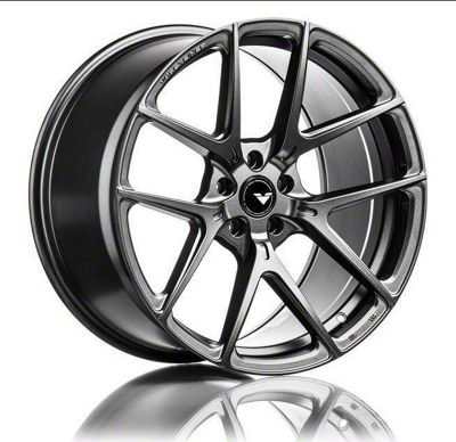 Vorsteiner V-FF 101 Carbon Graphite Wheel - 20x11 - Rear Only (15-19 All)