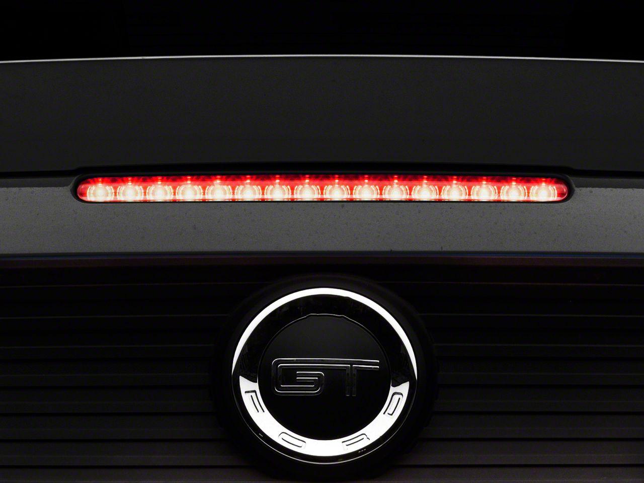 Raxiom Smoked LED Third Brake Light (10-14 All)