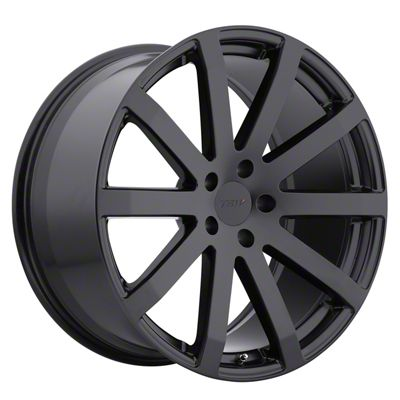 TSW Brooklands Matte Black Wheel - 19x9.5 (15-19 All)