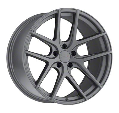 TSW Geneva Matte Gunmetal Wheel - 19x8.5 (05-14 All)