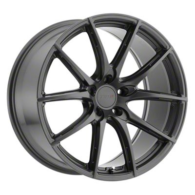 TSW Sprint Gloss Gunmetal Wheel - 19x8.5 (15-19 All)