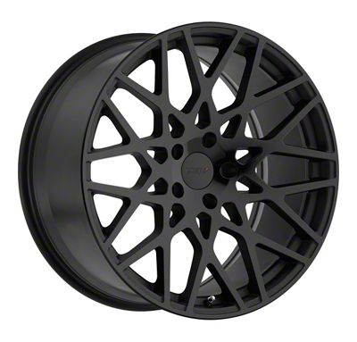 TSW Vale Double Black Wheel - 20x10 - Rear Only (15-19 GT, EcoBoost, V6)
