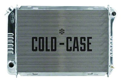 Cold Case Aluminum Performance Radiator (87-93 5.0L w/ Manual Transmission)