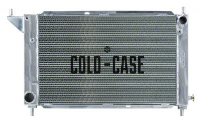 Cold Case Aluminum Performance Radiator (97-04 V8 w/ Manual Transmission)