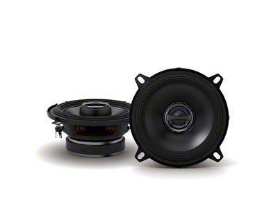 Alpine S-Series 5-1/4 in. Coaxial 2-Way Speakers - 55W (82-93 All)