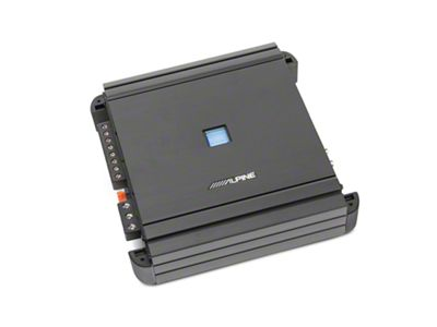Alpine 4/3/2 Channel V-Power Digital Amplifier - 50W x 4 (79-19 All)