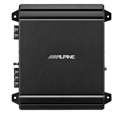 Alpine Mono V-Power Digital Amplifier - 150w x 1 (79-19 All)