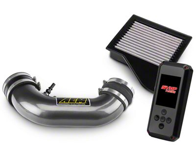 AEM Intake Tube w/ Air Filter & VMP Rev-X Tuner (11-14 GT Stock or w/ Bolt-On Mods)