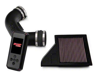 K&N Series 57 FIPK Modular Intake & VMP Rev-X Tuner (11-14 GT Stock or w/ Bolt-On Mods)