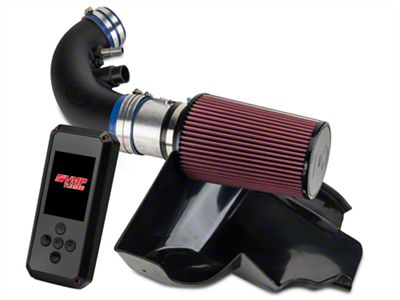 C&L Racer Cold Air Intake w/ 95mm MAF & VMP Rev-X Tuner (11-14 GT Stock or w/ Bolt-On Mods)