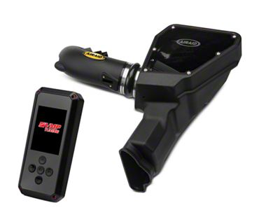 VMP Airaid MXP Series Cold Air Intake w/ SynthaMax Dry Filter & VMP Rev-X Tuner (15-17 GT Stock or w/ Bolt-On Mods)