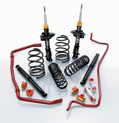 Eibach Pro-System-Plus Suspension Kit (94-04 V8 Convertible, Excluding 99-04 Cobra)
