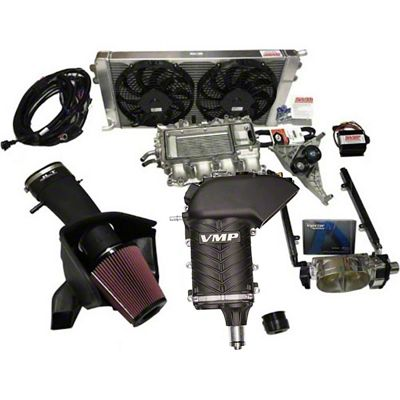 VMP GEN II-R 2.3L TVS Supercharger Kit - Stage 1 (11-14 GT)