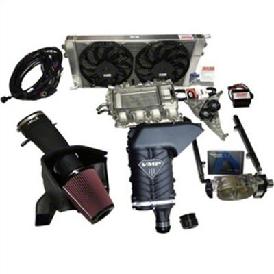 VMP GEN 3 2.65L TVS Supercharger Kit - Stage 3 (11-14 GT)