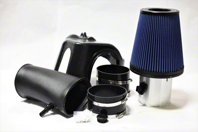 PMAS Cold Air Intake - No Tune Required (11-14 GT500)