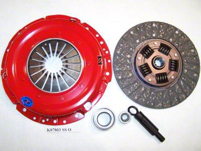South Bend Clutch Stage 3 Daily Clutch (Late 01-04 GT; Late 2001 Cobra; 03-04 Mach 1)