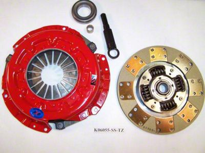 South Bend Clutch Stage 3 Endurance Clutch (Late 01-04 GT; Late 2001 Cobra; 03-04 Mach 1)