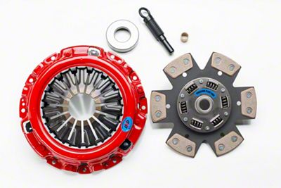 South Bend Clutch Stage 3 Drag Clutch (Late 01-04 GT; Late 2001 Cobra; 03-04 Mach 1)