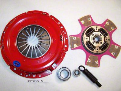 South Bend Clutch Stage 4 Extreme Clutch (Late 01-04 GT; Late 2001 Cobra; 03-04 Mach 1)