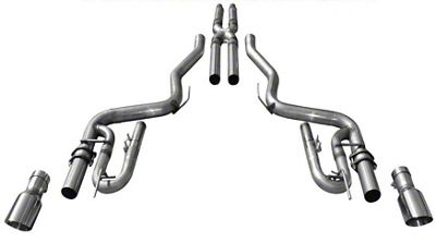 Solo Performance Street Race Cat-Back Exhaust (15-17 GT Fastback)