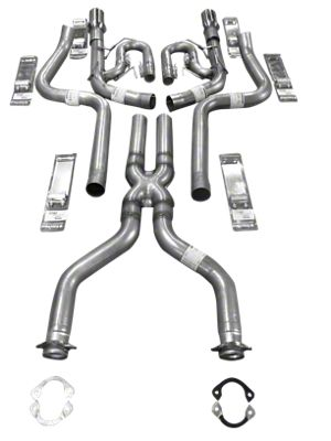 Solo Performance Mach Cat-Back Exhaust (11-14 GT)