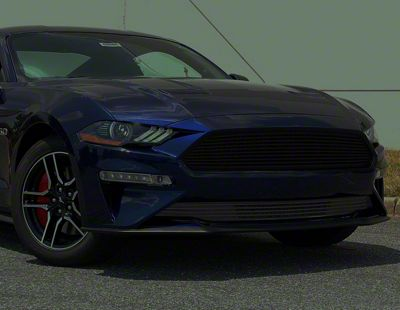 Q Style Lower Grille - Black (18-19 GT, EcoBoost)