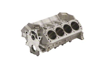 Ford Performance 351 Aluminum Block - 9.5 in. Deck